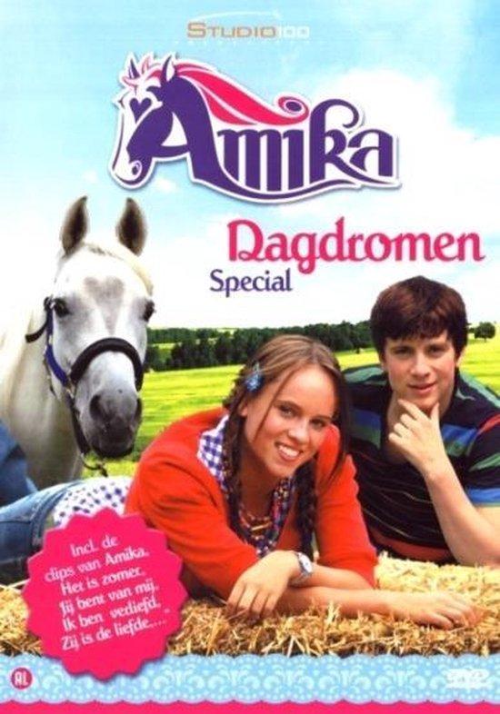 Cover van de film 'Amika - Dagdromen'
