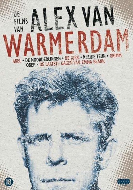 Cover van de film 'Alex Van Warmerdam - De Films Van'