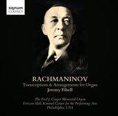 Transcriptions And Arrangements For Organ