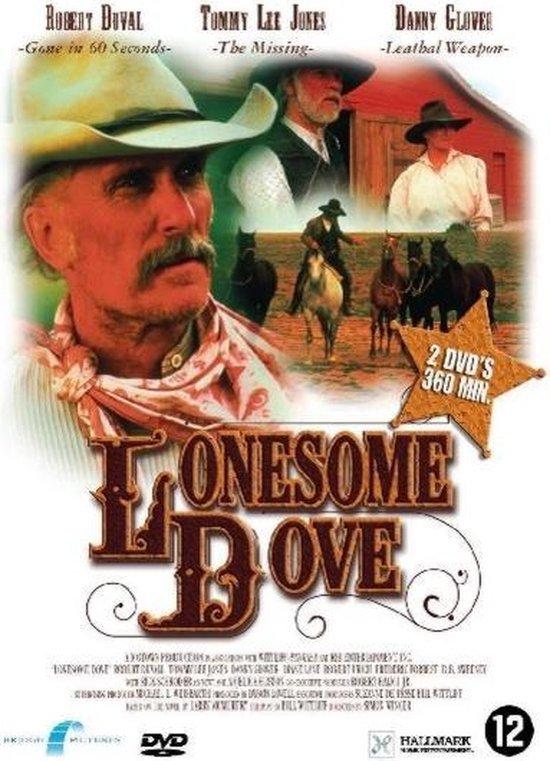 Cover van de film 'Lonesome Dove'