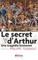 Omslag Le secret d'Arthur