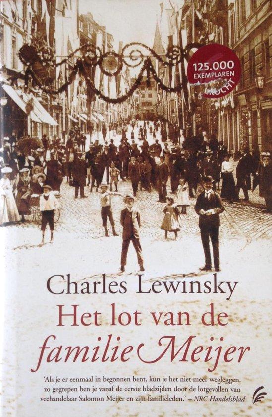 Het Lot Van De Familie Meijer - Charles Lewinsky pdf epub