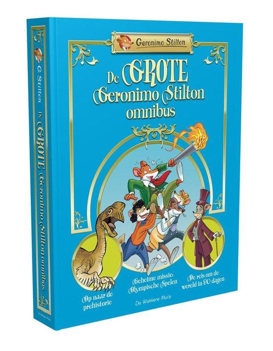 De grote Geronimo Stilton omnibus - Geronimo Stilton |