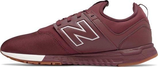 New Balance 247 Sneaker Heren  Sneakers - Maat 44 - Mannen - rood - New Balance