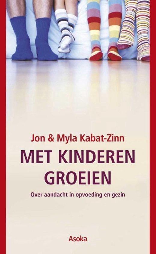 Met kinderen groeien - M. Kabat-Zinn   Readingchampions.org.uk