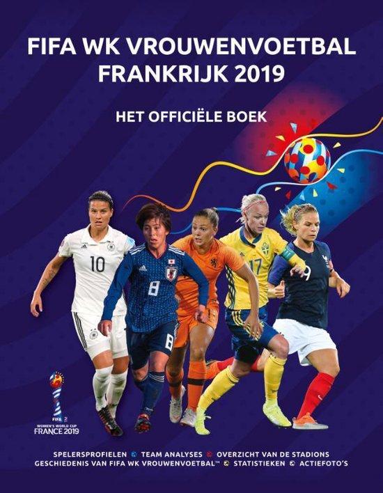 FIFA WK vrouwenvoetbal Frankrijk 2019