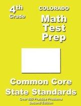 Colorado 4th Grade Math Test Prep