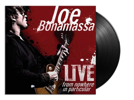 Live - From Nowhere..-Hq- (LP)