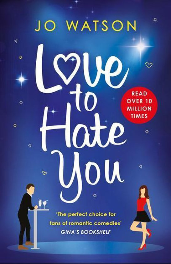 Boek cover Love to Hate You van Jo Watson (Onbekend)