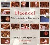 Haendel:Water Music/ Royal Fireworks