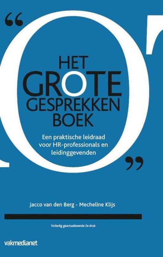 Het grote gesprekkenboek - Jacco van den Berg | Fthsonline.com