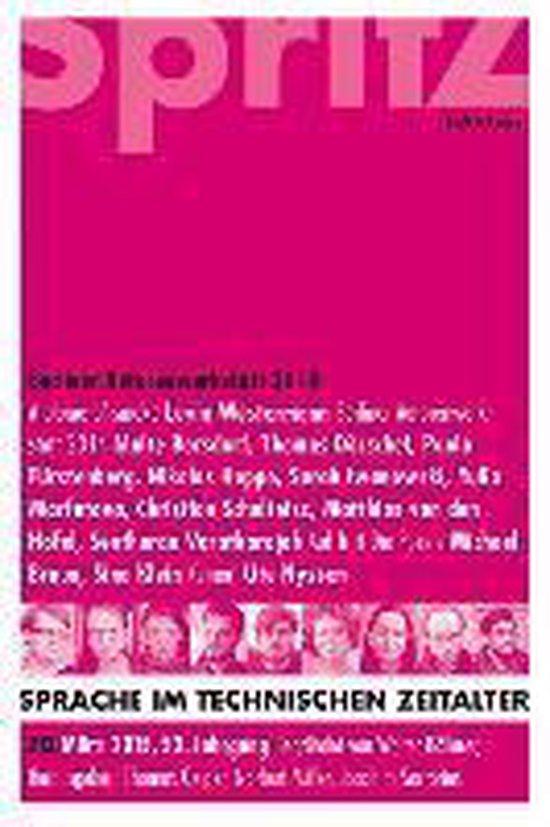 Sprache im technischen Zeitalter Jahrgang 53, 1 (2015). Autorenwerkstatt Prosa 2014