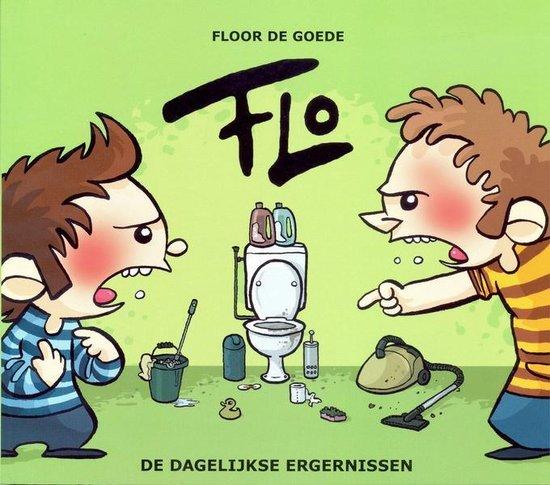 Flo 02. de dagelijkse ergernissen - Floor de Goede pdf epub