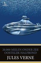 Jules Verne - 20.000 mijlen onder zee – oostelijk halfrond