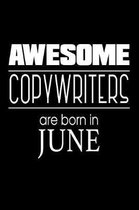 Awesome Copywriters Are Born in June