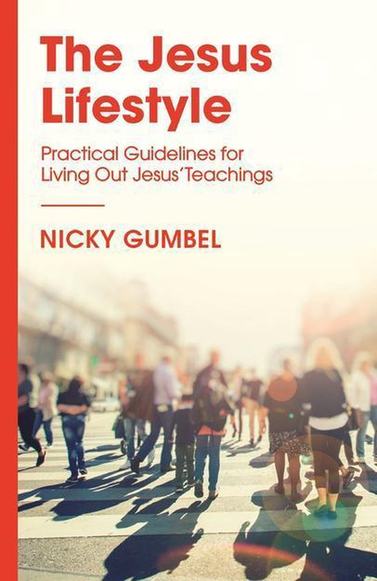 Boek cover The Jesus Lifestyle van Nicky Gumbel (Onbekend)