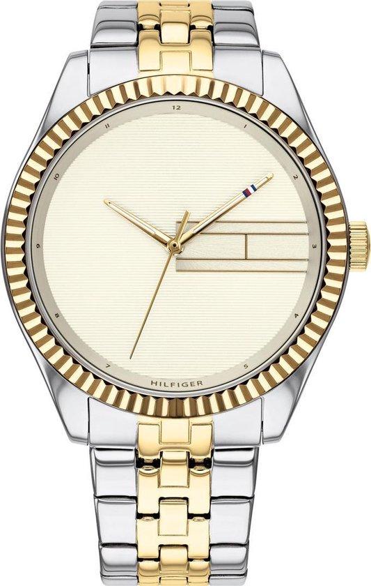Tommy Hilfiger TH1782083 Horloge – Staal – Zilverkleurig – Ø 38 mm