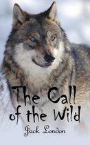 Boek cover The Call of the Wild van Jack London