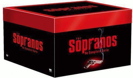 Cover van de film 'The Sopranos'