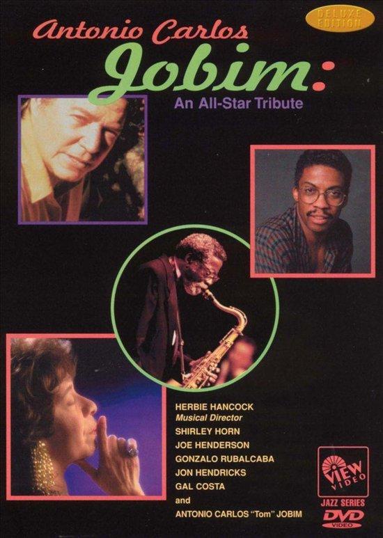 Cover van de film 'An All-Star Tribute'