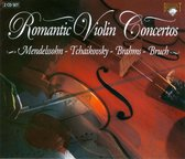 Romantic Violin Concertos (Grubert, Booren, Verhey)