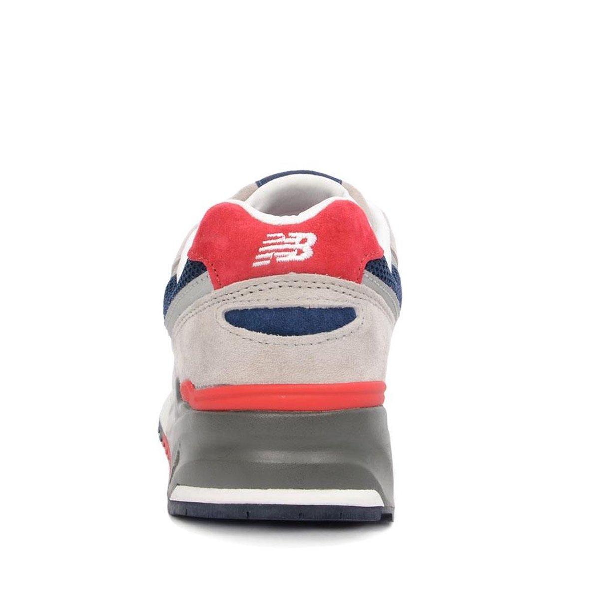 New Balance 999 Grijze Heren Sneakers