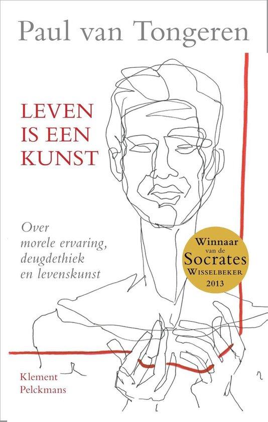 Boek cover Leven is een kunst van Paul van Tongeren (Onbekend)
