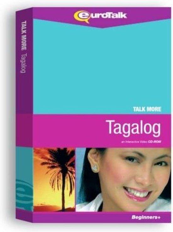 Eurotalk Talk More Leer Tagalog / Filipijns - Beginner