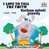 I Love to Tell the Truth (English Polish Bilingual Book)
