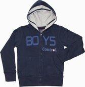 Boys In Control Jongensoverslagvest - Navy - Maat 92