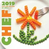 Chef 2019 Mini Wall Calendar (UK Edition)