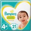 Pampers Premium Protection - Maat 4+ (Maxi+) 10-15 kg - 21 Stuks  Luiers