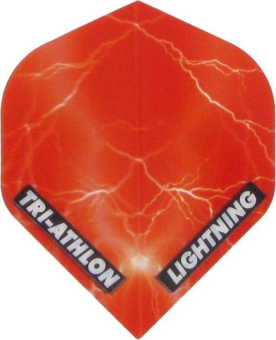 Afbeelding van het spel Tri-athlon Lightning Flight - Clear Red