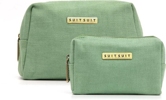 SUITSUIT Fab Seventies Beauty Set - Basil Green