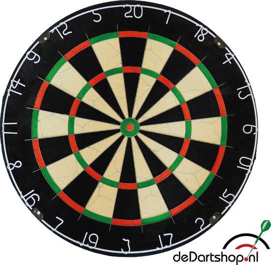 Dragon - Sorpresa PRO - Complete PRO - zwart-bullet groen - A-merk dartbord - dartmat bullet - dartbord verlichting