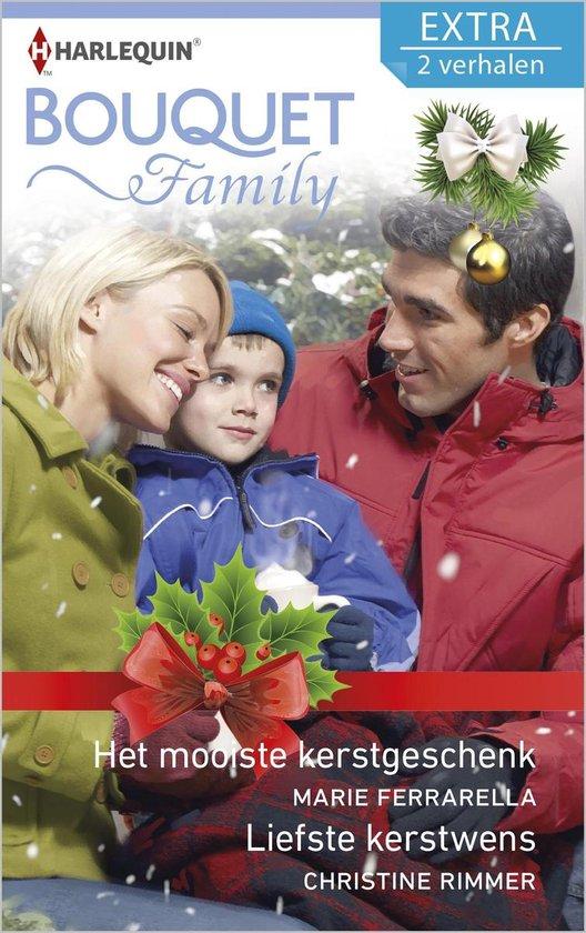 Bouquet Extra 407 - Het mooiste kerstgeschenk ; Liefste kerstwens (2-in-1) - Marie Ferrarella pdf epub