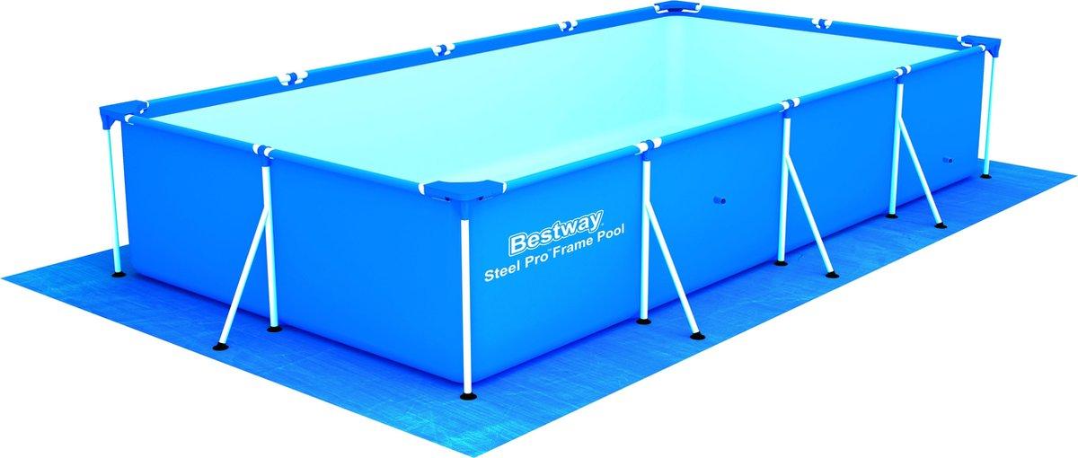 Bestway Grondzeil voor Zwembad 400x211x81 Cm