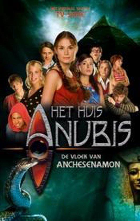 Boek cover Het Huis Anubis 07 De Vloek Van Anchesenamon van Alexandra Penrhyn Lowe (Paperback)