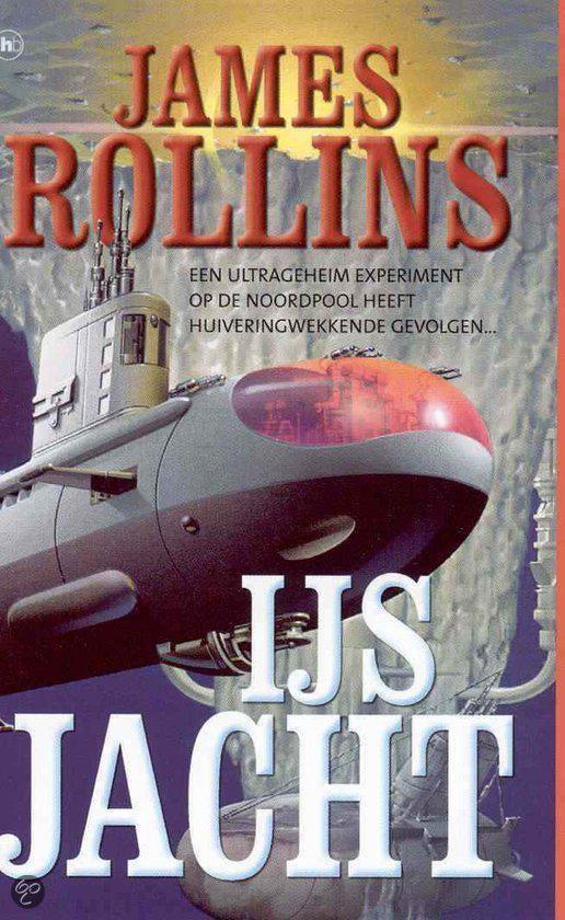 Ijsjacht - James Rollins |
