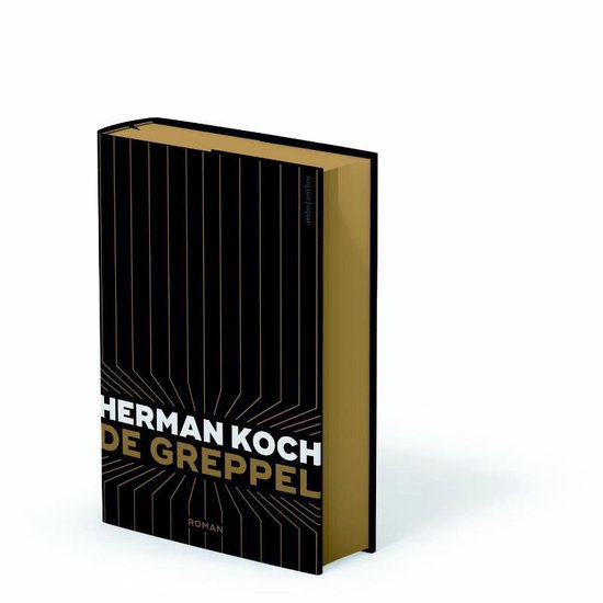 Limited Edition - De greppel - Herman Koch  