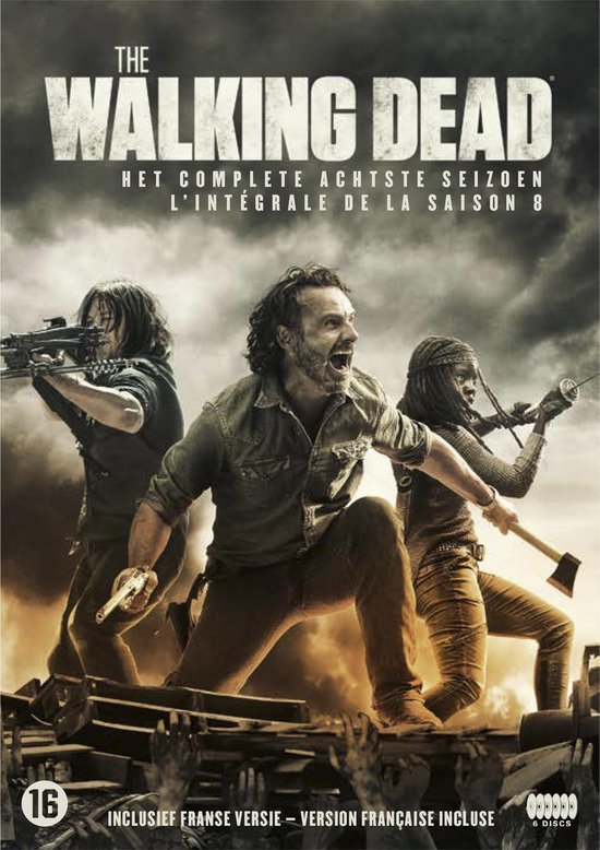 The Walking Dead - Seizoen 8 - Tv Series