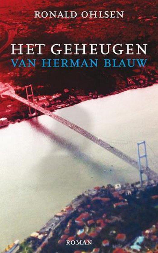 Boek cover Het geheugen van Ronald Ohlsen (Paperback)