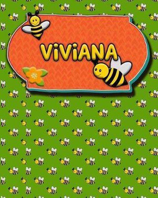 Handwriting Practice 120 Page Honey Bee Book Viviana