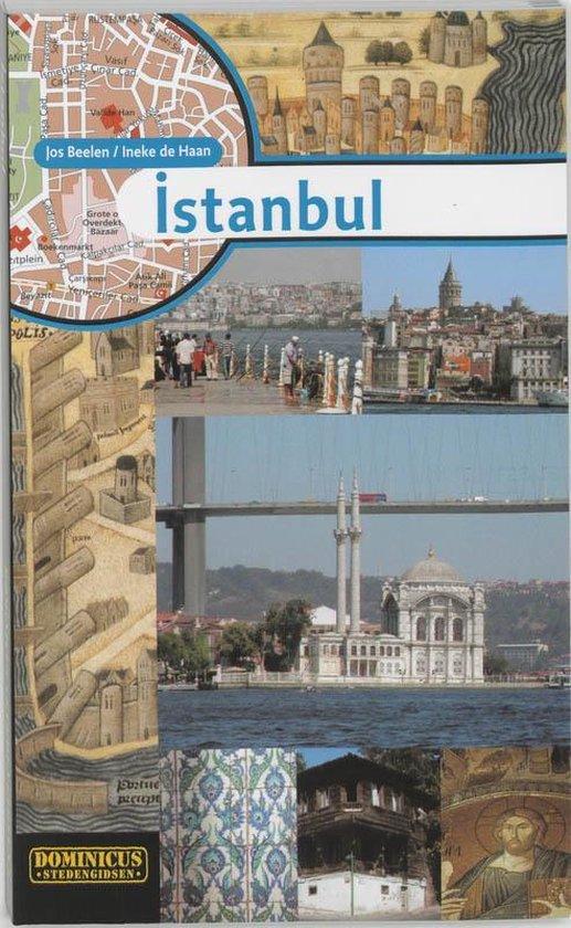 Dominicus stedengids - Istanbul - Ineke de Haan |