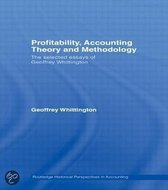 Profitability, Accounting Theory and Methodology
