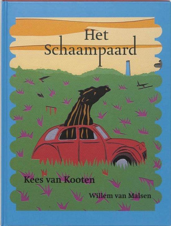 Het schaampaard - Kees van Kooten |