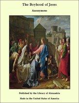 Omslag The Boyhood of Jesus