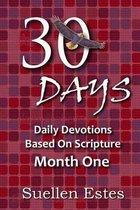 30 Days Month One