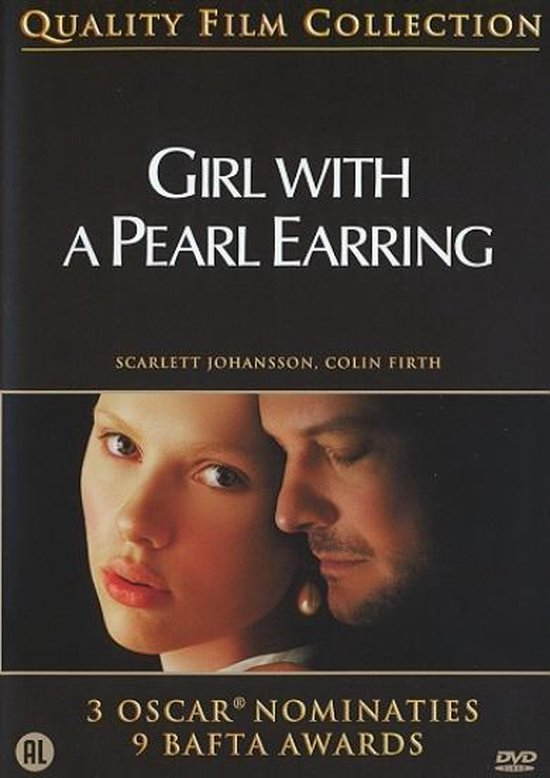 Cover van de film 'Girl With A Pearl Earring'