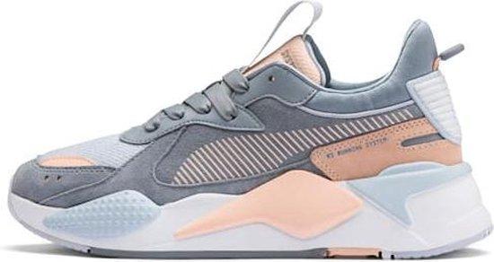 Puma RS-X Reinvent - Grijs - Dames - Sneakers - Sportschoenen - Maat 37.5